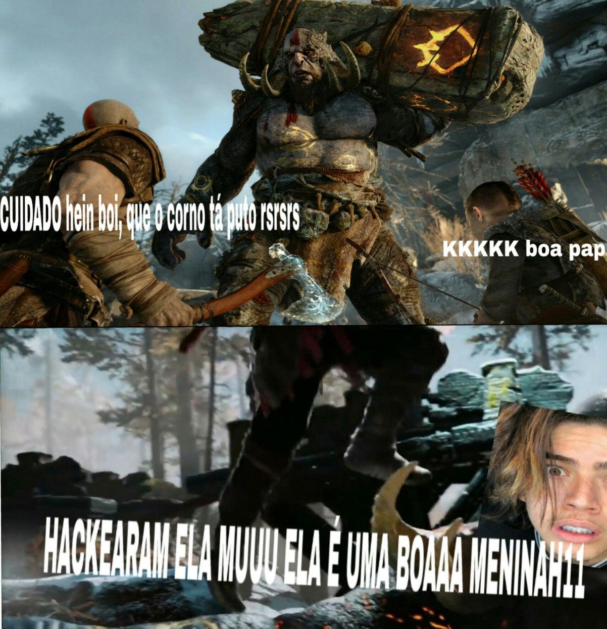 DEMASIADO BOVINO KKKK - meme