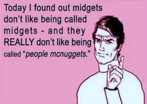 People McNuggets - meme