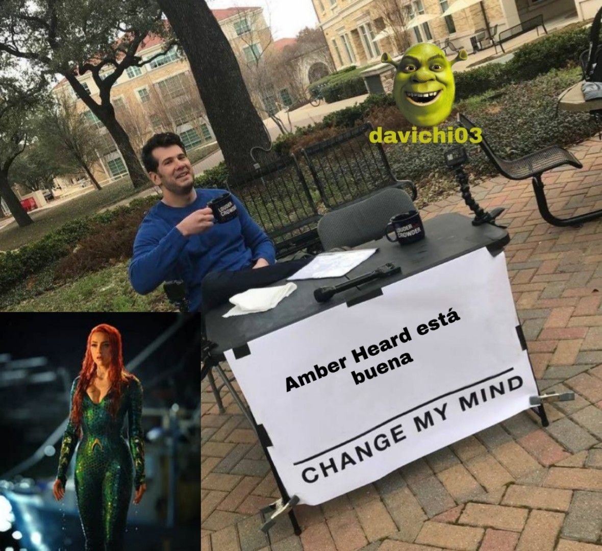 Las cosas como son - meme