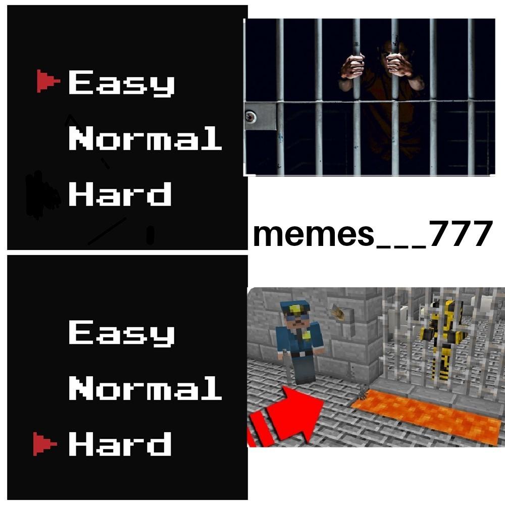 Minecraft jajaj - meme