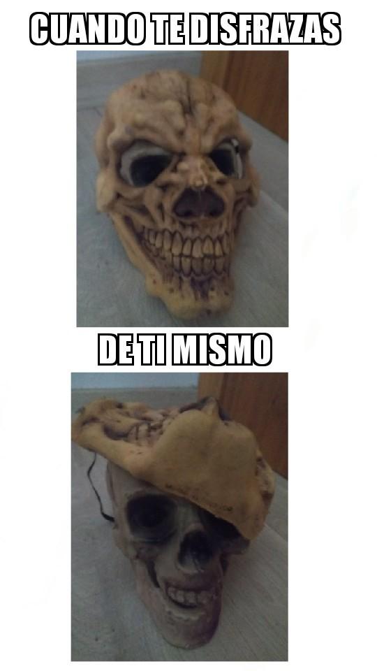 Disfraces - meme