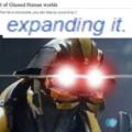 Thel, get the plasma