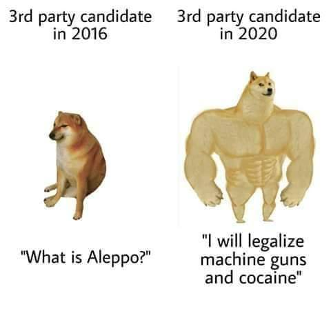2020 all around the globe - meme