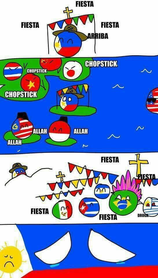 Filipinas es familia - meme