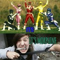 Morphine time!