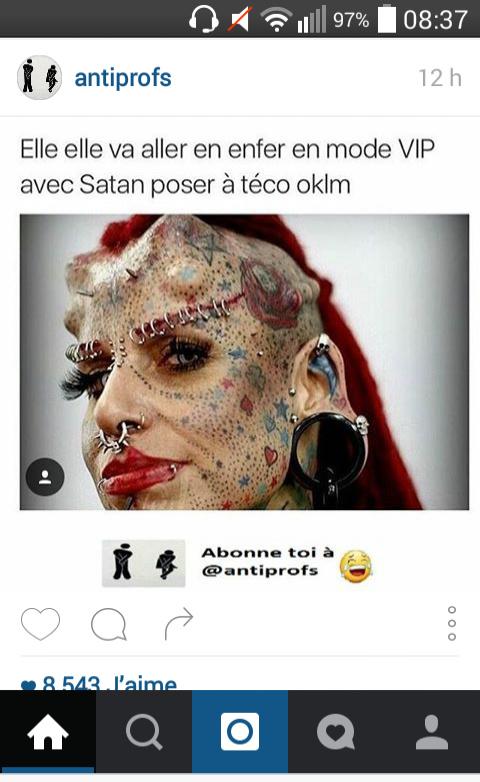Future satan - meme