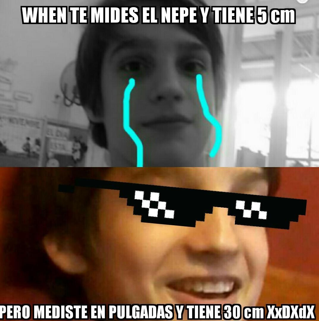 Mae mia - meme