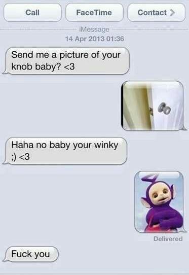 Sexting - meme