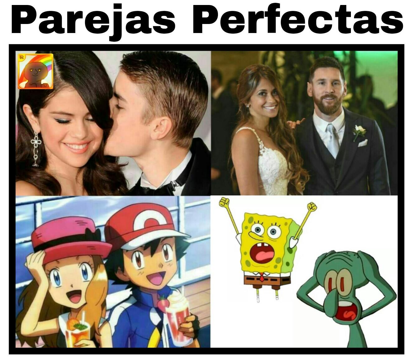 Parejas Perfectas - meme