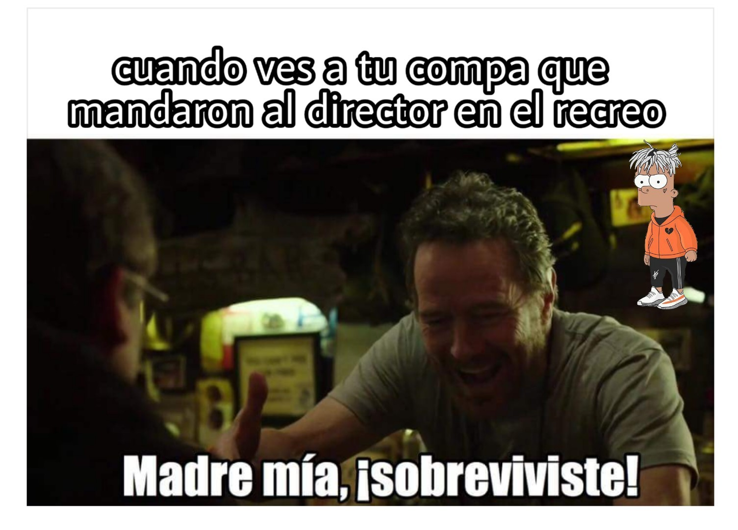Primer meme :)
