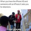 Broke niggas