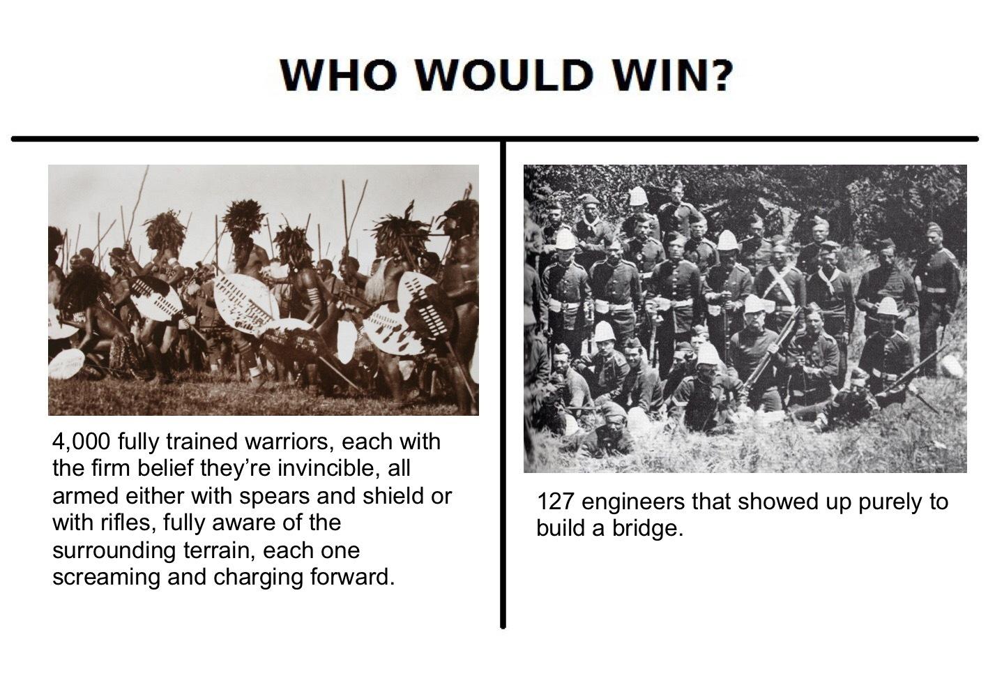 Zulu - meme