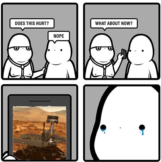 Opportunity... NOOOOO - meme