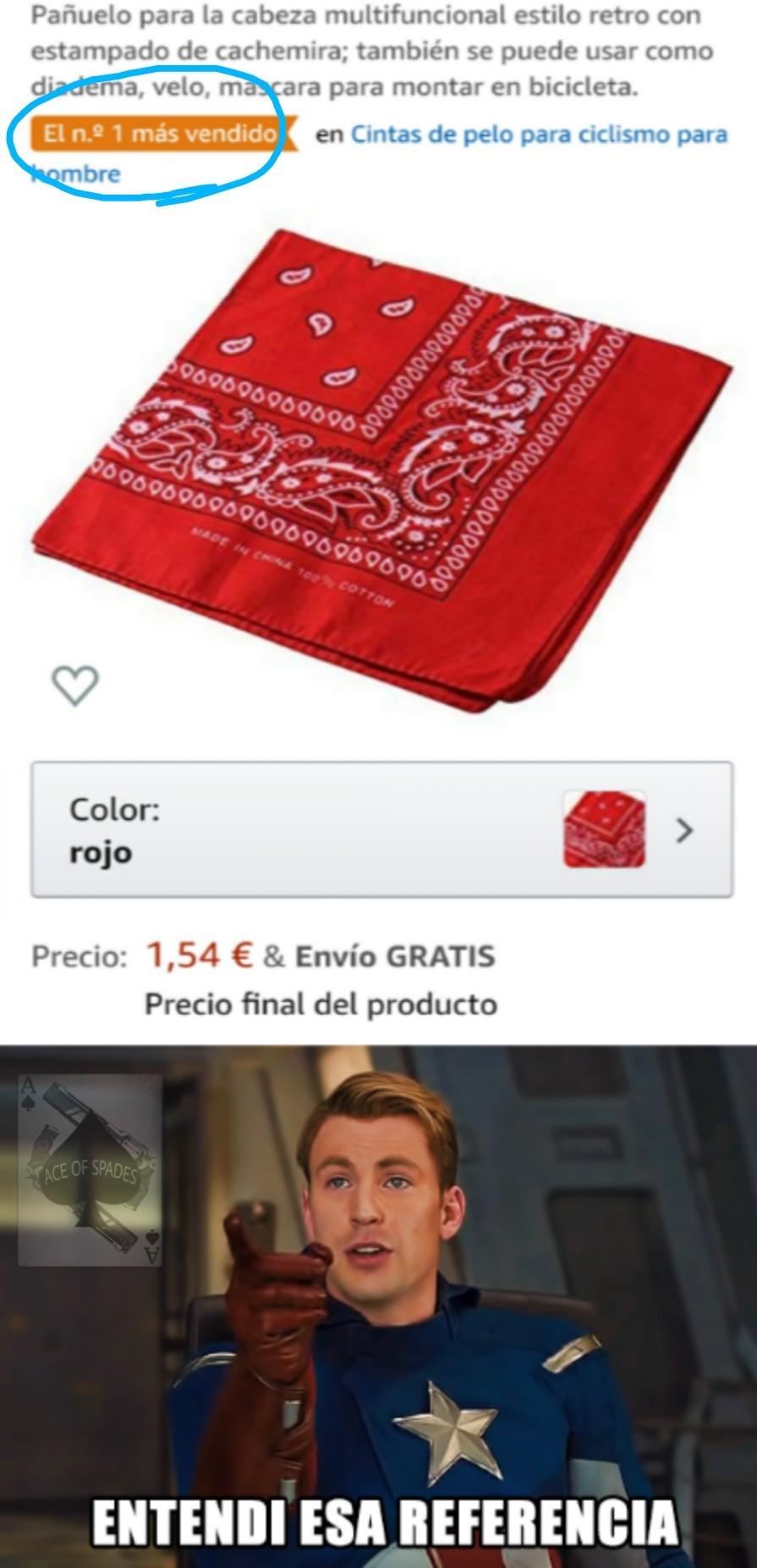 No pregunteis por que buscaba eso en Amazon,ya sabeis la respuesta - meme