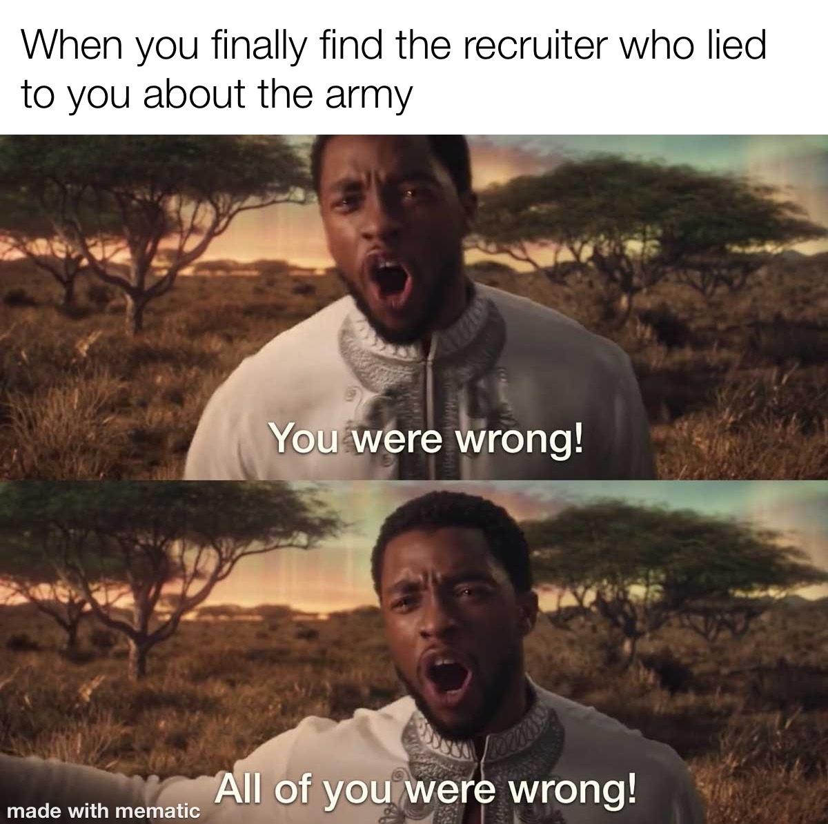 finally telling them off - meme