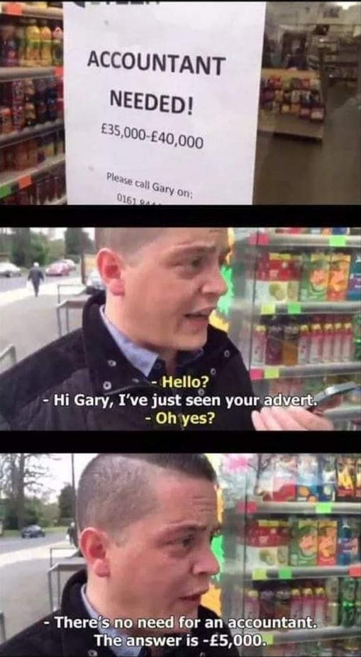 Stupid Gary - meme