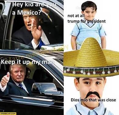 dios mio - meme