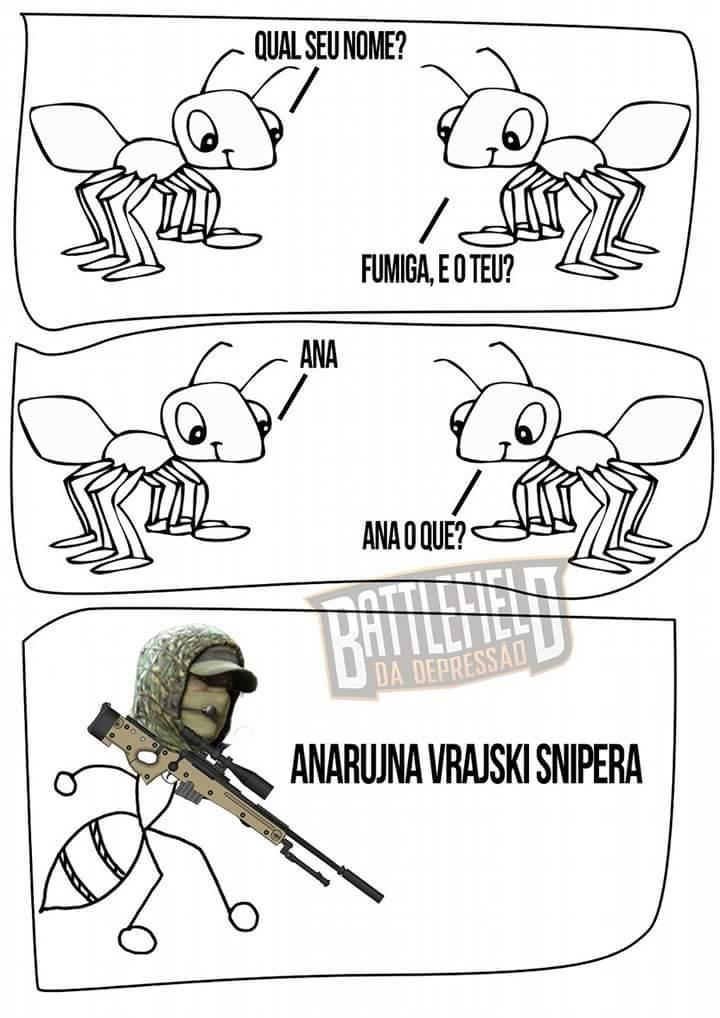 SNIPERA - meme