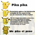 Pikachuuuuuuuuuuuevo