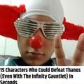 Thanos se ferrou