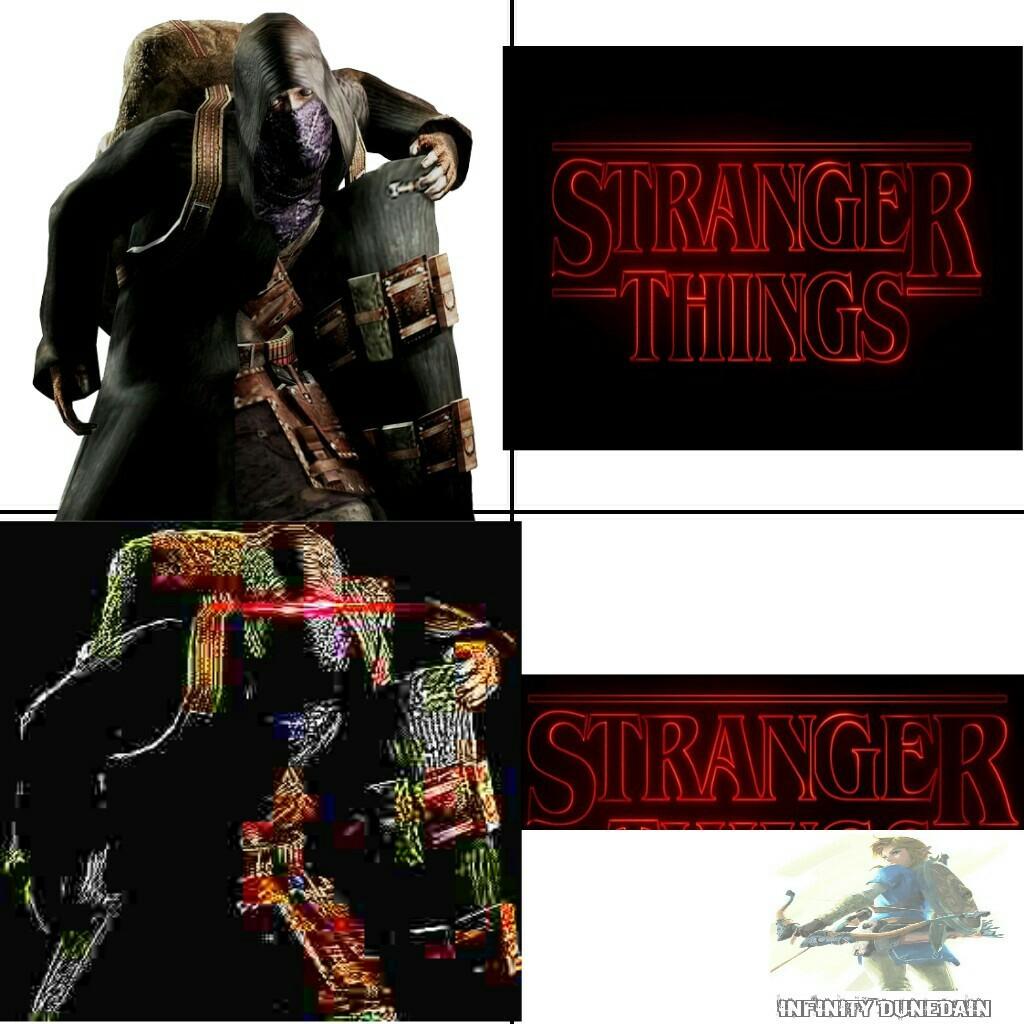 Welcome stranger - meme