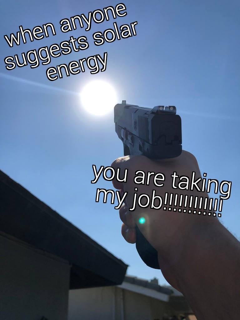 Sacred of free fuel - meme