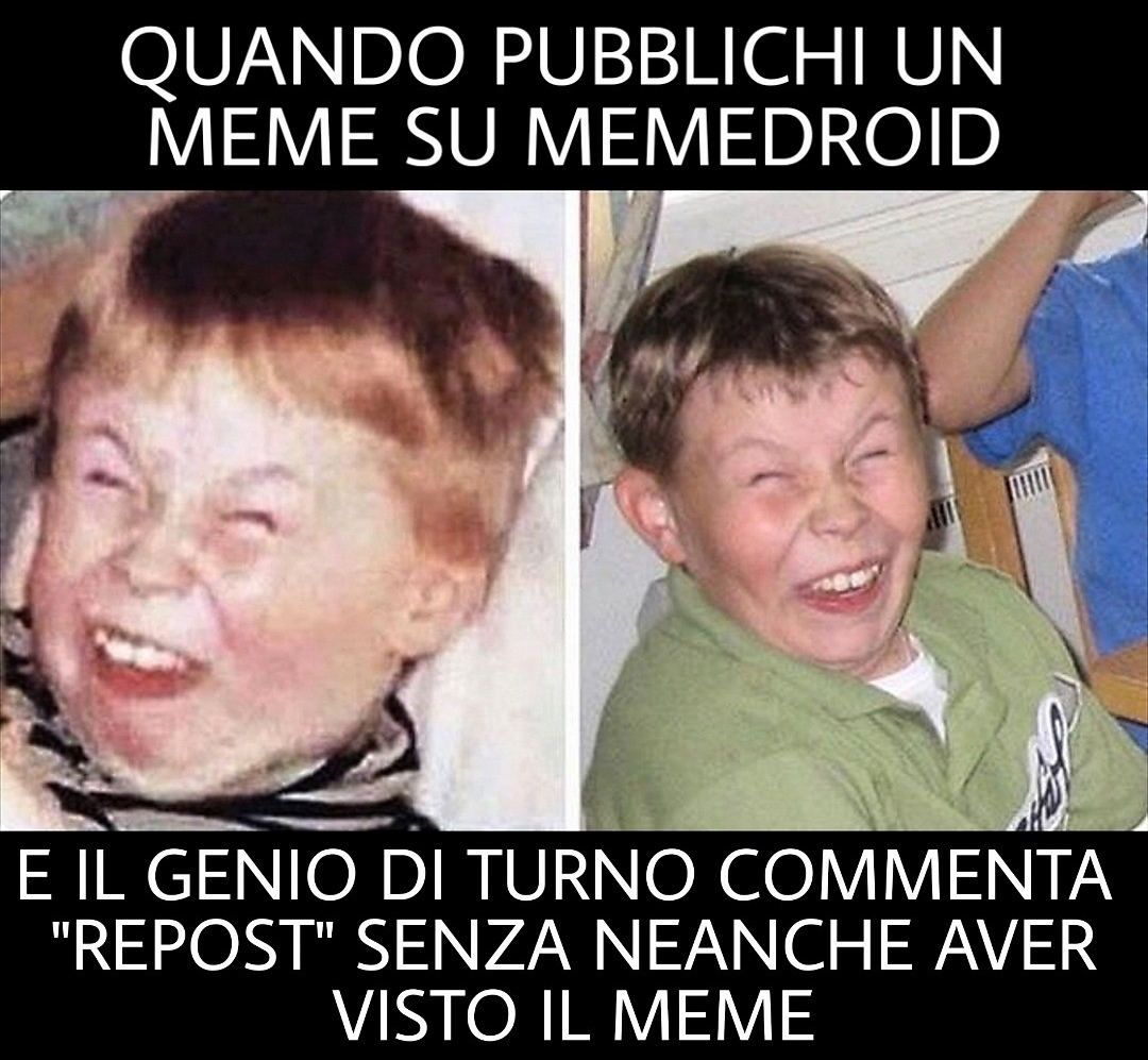 Haters venite a me - meme