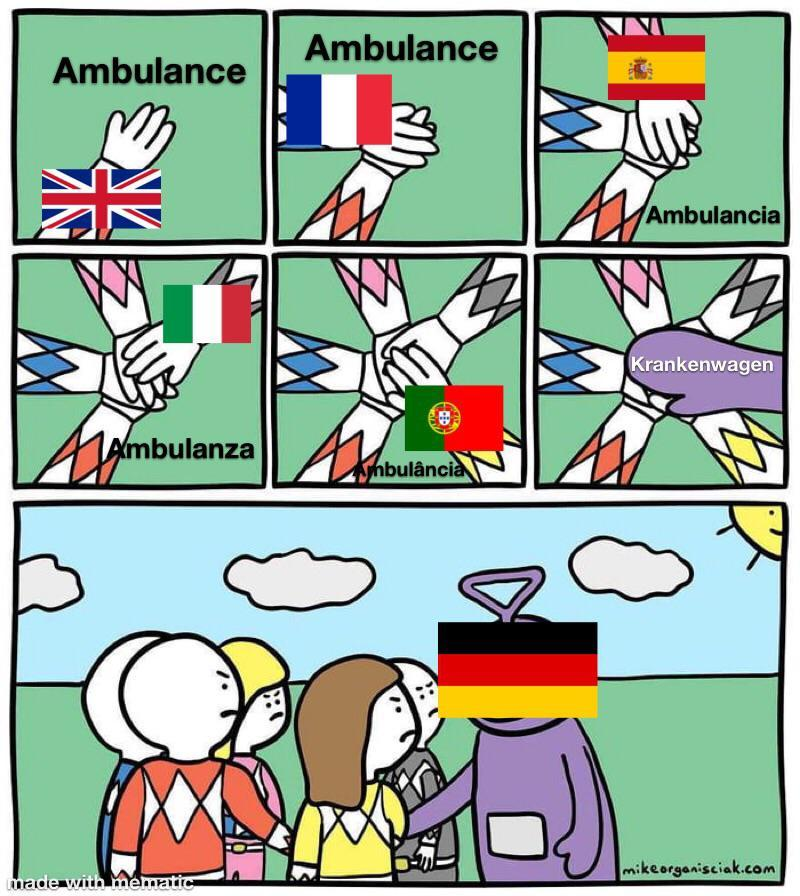 Smh Germany - meme