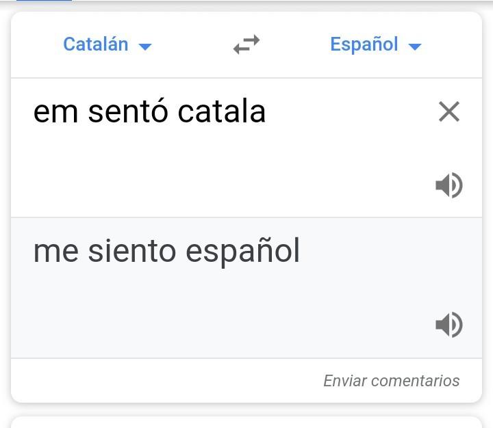 Como nos odian los españoles TuT - meme