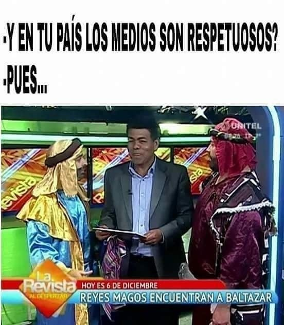 Ya no hay respeto :( - meme