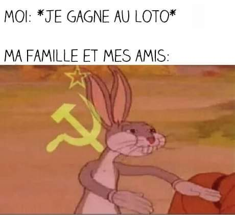 Les jean communistes - meme