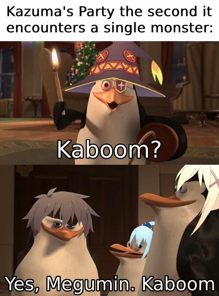 Explosion - meme
