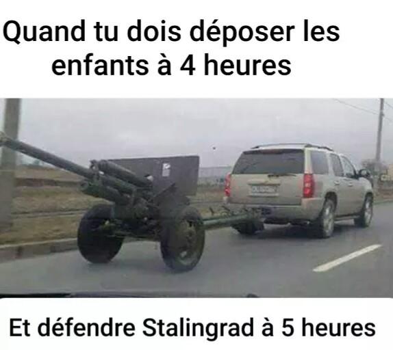 Pour Staline ! - meme