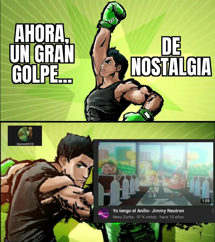 Canten en los comentarios, TENGO EL ANILLO! - meme