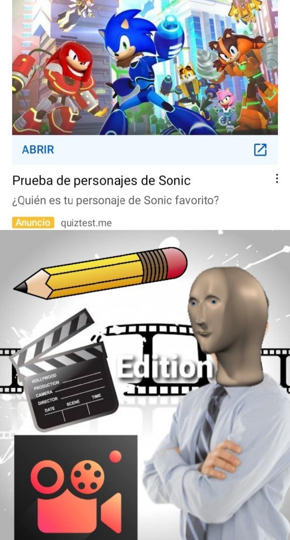 Edition - meme