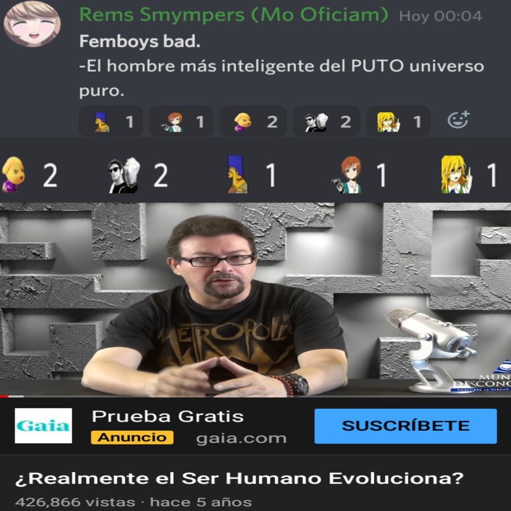 Comentario BASADO es rechazado: entren al server por favor https://discord.gg/WSeYsuPh :son: - meme