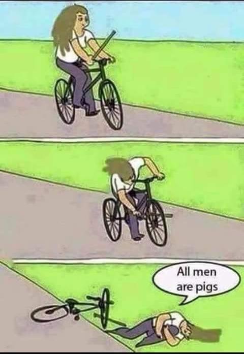 Feminism works - meme