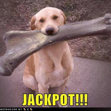 Jackpot!! - meme