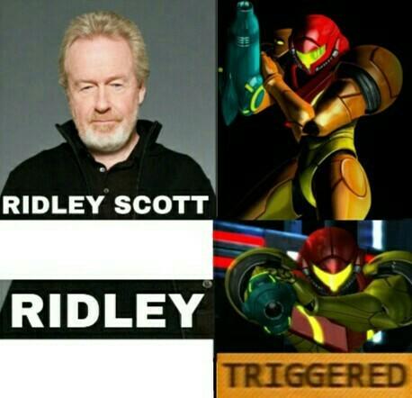 Ridley - meme