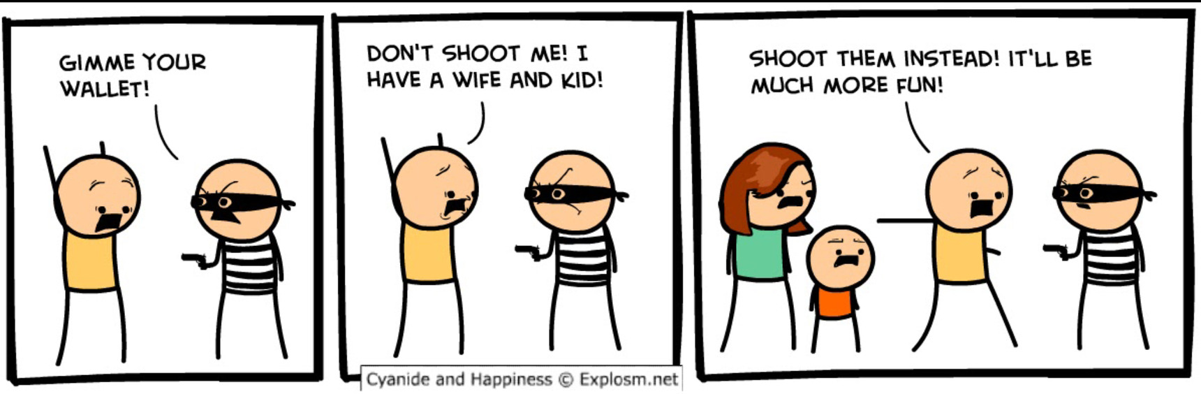 The shot - meme