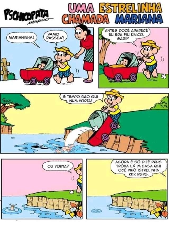 ChicoBento64 é do mal??? - meme