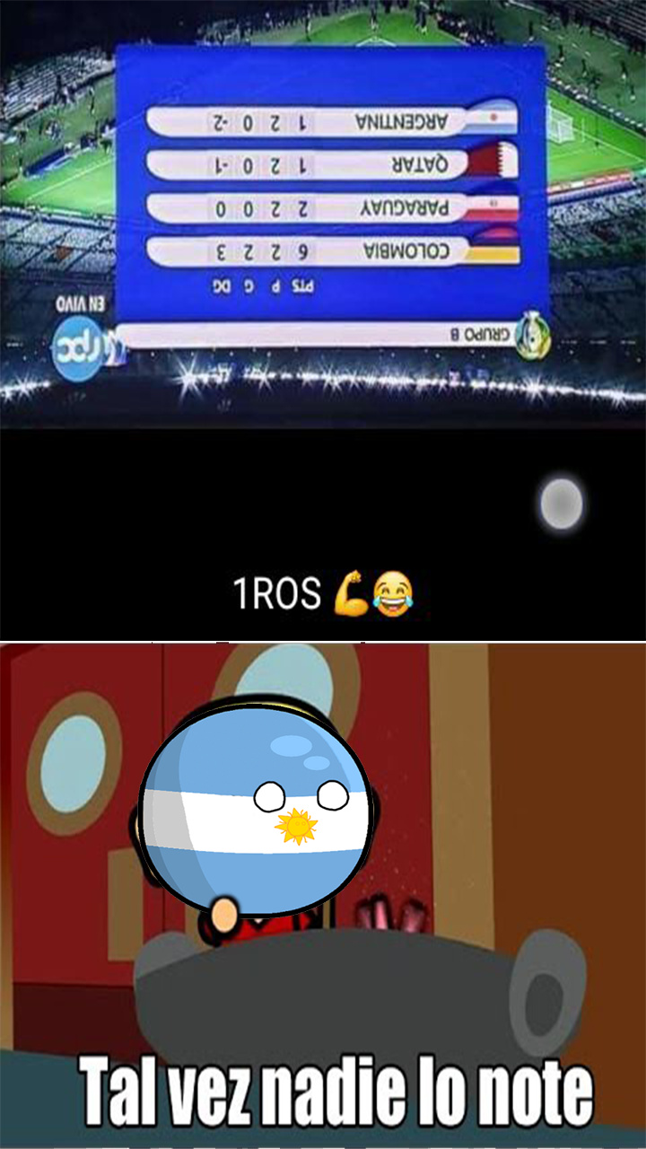 PD: Soy Argentino - meme
