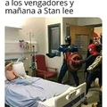 Bien voy a conocer a Stan Lee¡¡¡¡¡¡¡¡¡!!!