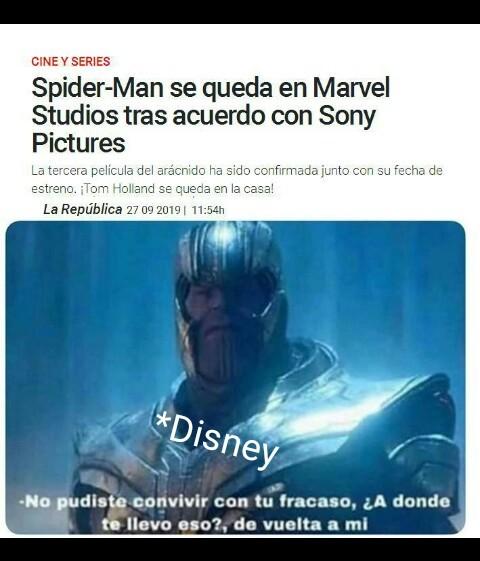 Marvel Es-tu -dios - meme