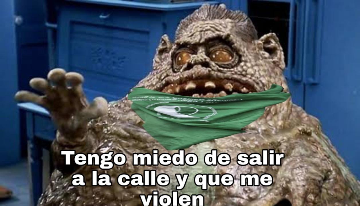 Femiogros - meme