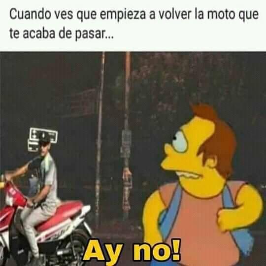 Ay no! - meme
