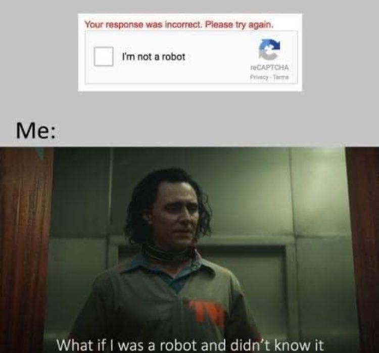 Loki series is actually really good - meme