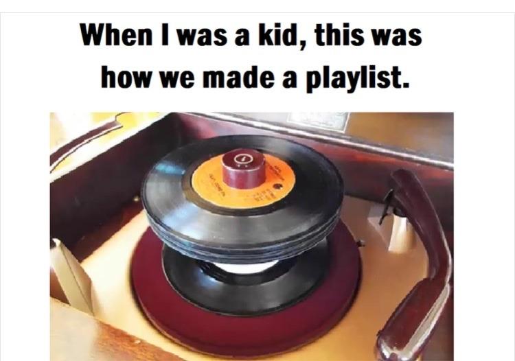 my play list - meme