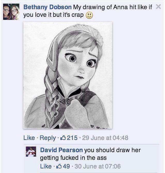Nice drawing - meme