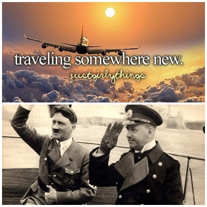 Hitler is such a cutie <3 - meme
